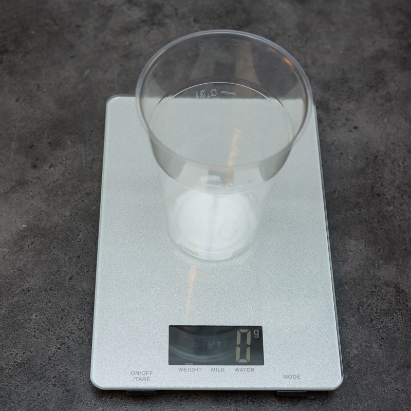 kaffebønne vekt Hvordan å brygge grønn kaffe